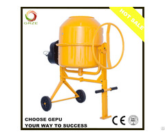 120l Electric Portable Concrete Mixer