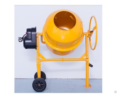On Site Construction Machinery Of Cement Concrete Mixer For Your Garden