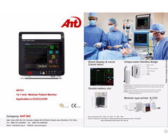 Specification Of Ak12plus Patient Monitor