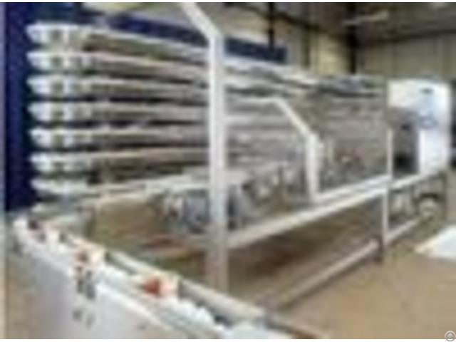Flexlink Stainless Steel Conveyor