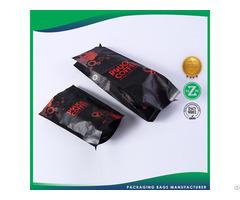 Ziplock Coffee Bags With Valve