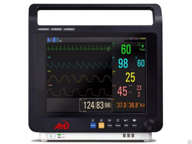 Specification Of Ak10 Patient Monitor