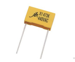 Jft Metallized Polypropylene Film Ac Capacitor Class X1