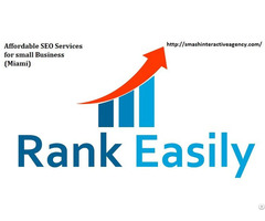 Affordable Seo Services For Small Business Miami