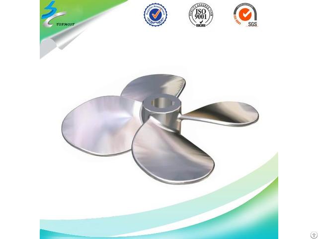Stainless Steel Casting Impeller