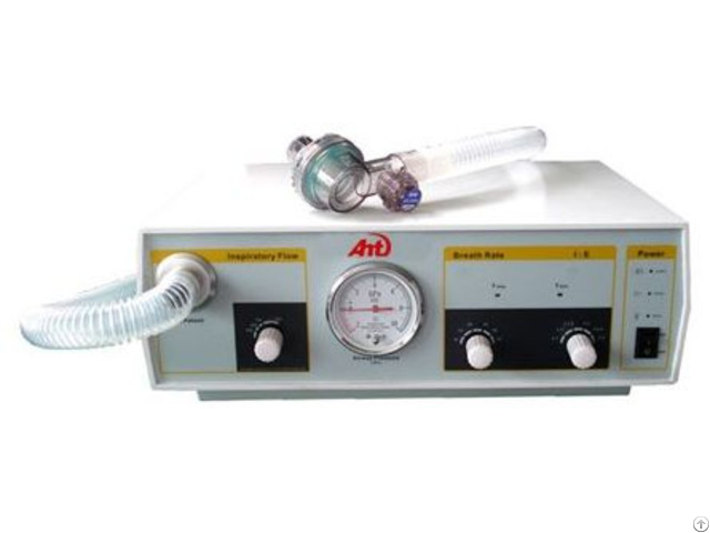 Specification Of Ax32 Medical Ventilator