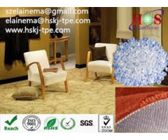 Competitive Free Sampled Carpet Backing Material Tpe Granules
