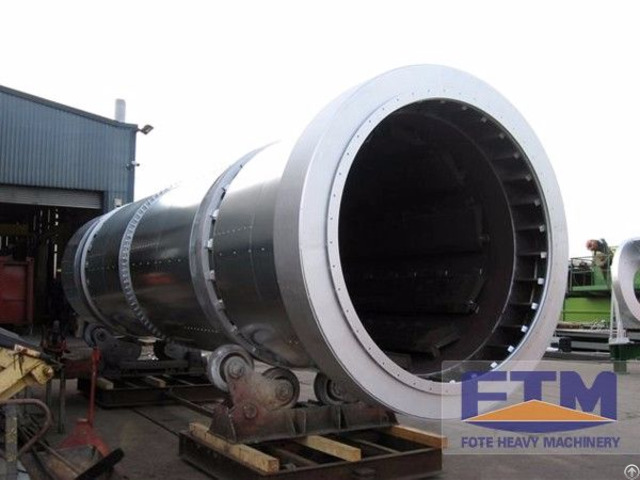 Endless Development Of Fote Sand Rotary Dryer