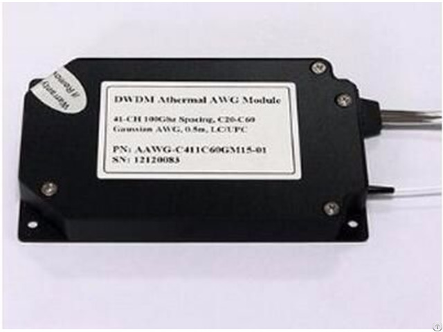Athermal Awg 41 Ch 100g