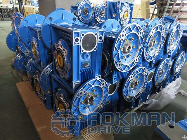 Aokman Nmrv Nrv Worm Gearbox Gearmotors