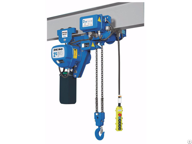 Fast Speed Electric Hoist