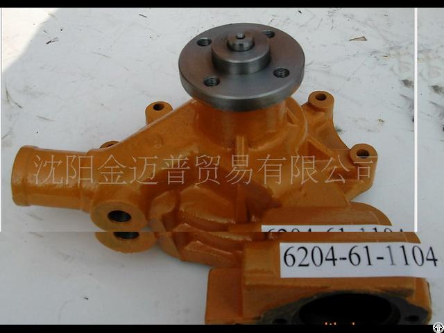 Komatsu Spare Parts Pump 6204 61 1104