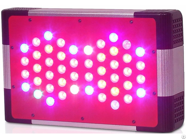 Hydroponic Equipment 48x3w 5w Aluminum Shell Best Grow Lights For Vegetables Explore Series Ep002