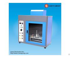 Zrs 3h Glow Wire Test Apparatus