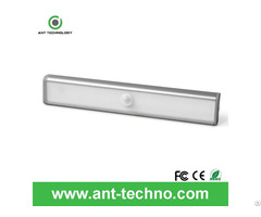 Led Bright Wireless Pir Motion Sensor Light Cabinet Wardrobe Drawer Lamp