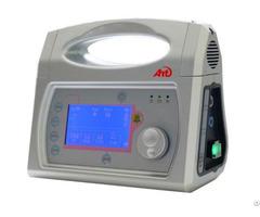 Specification Of Ax34medical Ventilator