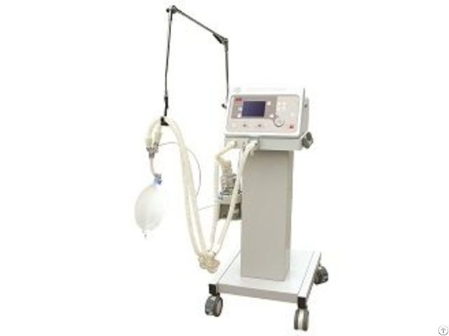 Specification Of Ax35 Medical Ventilator