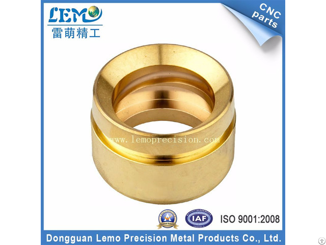 Precision Metal Cnc Turning Parts Lm 1031a