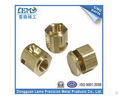 Precision Cnc Brass Turning Parts Lm 1031a