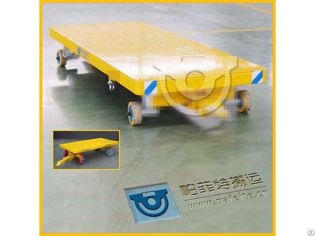Industrial Trailers Quad Steer Light Duty Cart