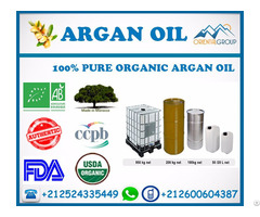 Bulk Argan Oil