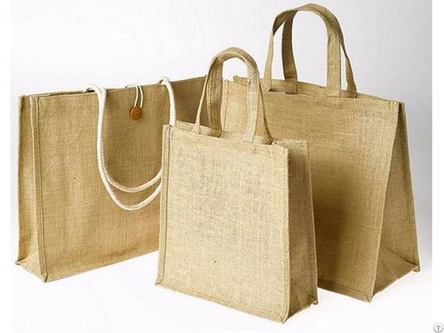 Jute Shopping Bag Promotional Bags