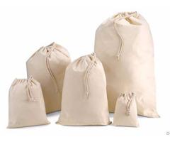 Muslin Bag Cotton Pouch