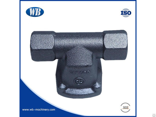 Oem Machine Part Made Of Iron Casting