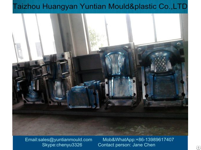 High Quality Plastic Chair Mould China Mold