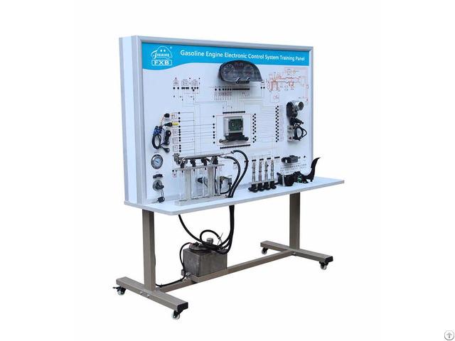 Gasoline Engine Electronic Control System Training Panel