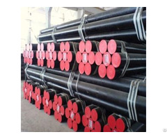 Astm A333 Gr 6 Smls Low Temperature Carbon Steel Pipe