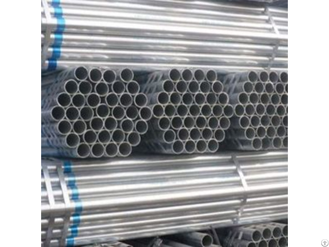 Astm A106 Gr B Galvanized Pipe