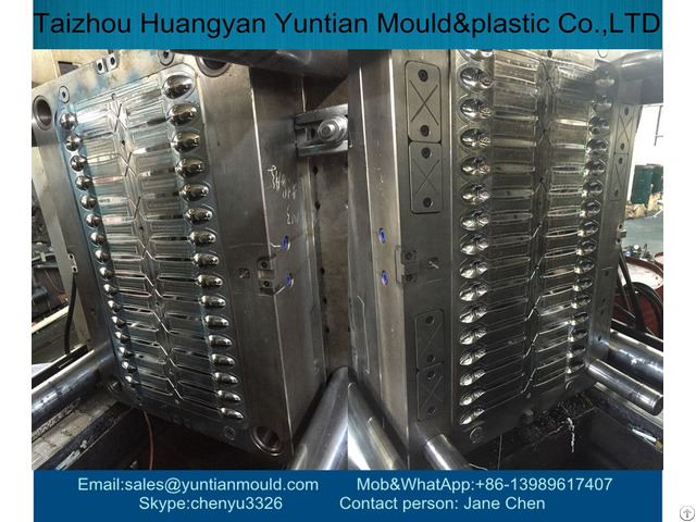China Mould 32 Cavities Plastic Spoon Mold With High Quality