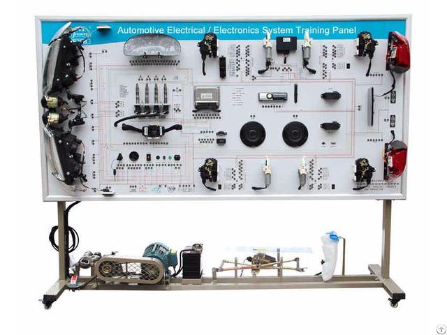 Automotive Electrical Electronics System Training Panel