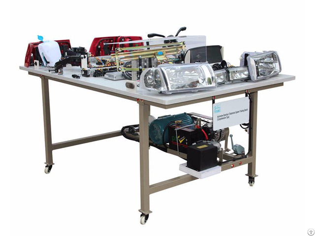 Automotive Electrical Electronics System Training Bench Comprehensive Type