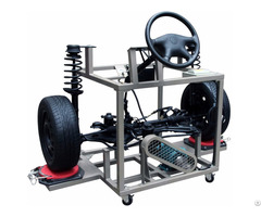 Power Steering And Independent Suspension System Training Bench