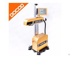 20w Docod Df20 Jet Fiber Laser Marking Machine