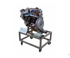 Diesel Engine Section Demo Model