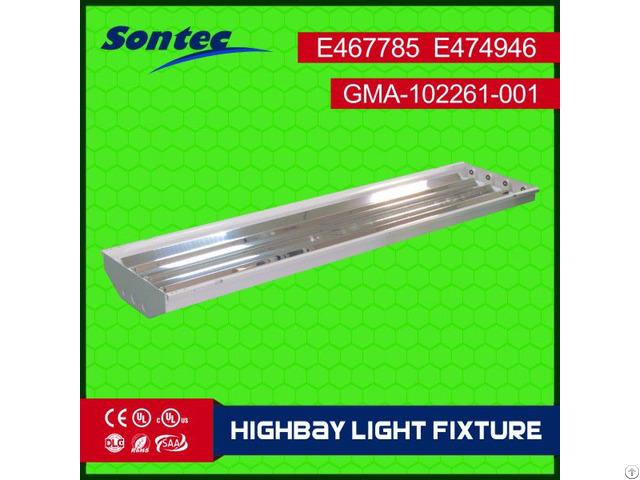 4x54w T5 Fluorescent Lighting Fixture Warehouse Using Lighitng Fixturs