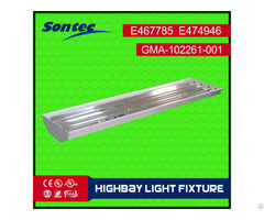4x54w T5 Fluorescent Lighting Fixture Warehouse Using Lighitng Fixturs
