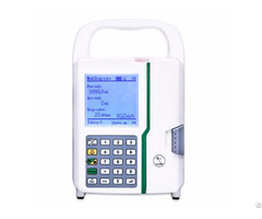 Specification Of Infusion Pump Eh737