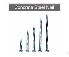Concrete Nails
