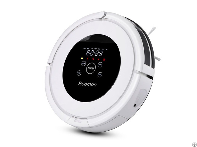 Remote Control Auto Recharge Robot Vacuum Cleaner