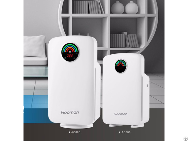 Remote Control Home Pm2 5 Removal Hepa Air Purifier
