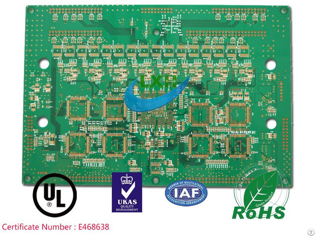 Multilayer Printed Circuit Board Pcb For Electronics