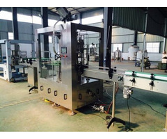 Fully Automatic Beer Rinsing Filling Capping Triblock