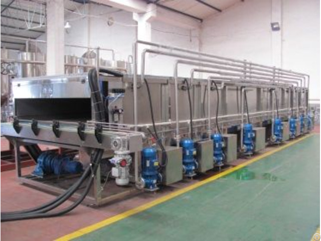 Beer Tunnel Pasteurizer