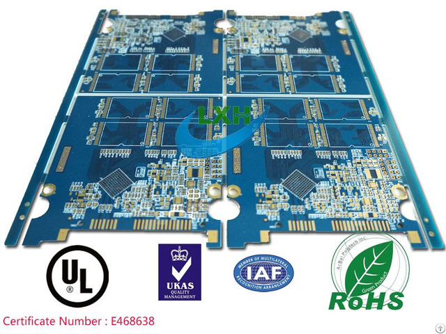 Customized Multilayer Pcb Board For Motherboard