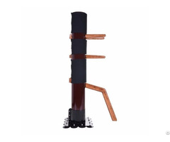 Kung Fu Wooden Dummy Lychee Wood 980 00