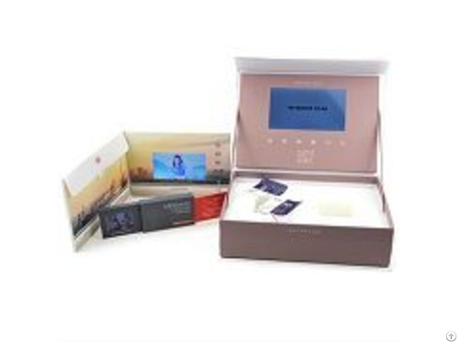 Lcd Screen Video Greeting Card